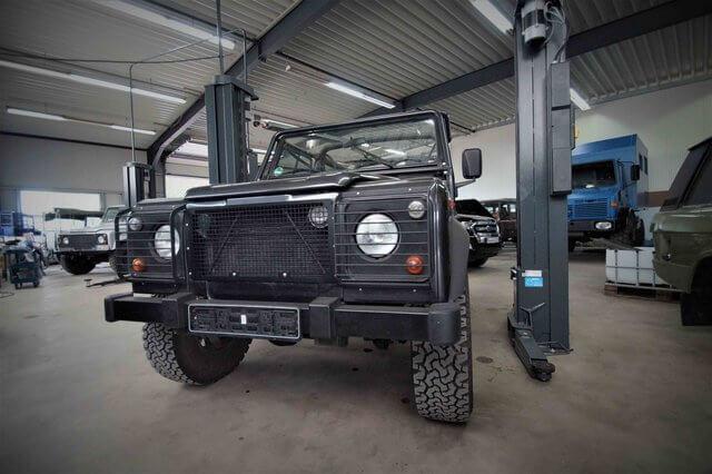 Land Rover Werkstatt Köln Düsseldorf