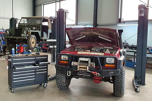 Jeep Werkstatt Köln Düsseldorf